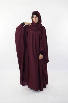 Abaya Jilbab Ajman papillon