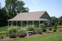 40 X 60 Pole Barn Home Designs | pole barn house | ohio pole barns: Listed in Horse Barn Construction ...