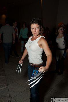 Wolverine #Rule63 @ Dragon*Con 2013