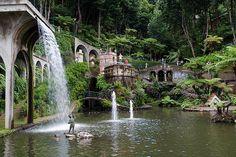 Monte Palace Garden, Madeira, Portugal