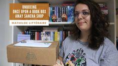 //Unboxing 07 //  Once Upon a Book Box et Amay Sancha Shop // Mathilde L...