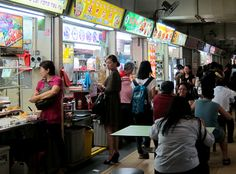 Hitting the streets of Singapore to experience true hawker food culture