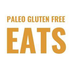 Paleo Gluten Free Eats Breakfast Lasagna, Breakfast Scones, Paleo Breakfast, Grain Free, Dairy Free, Paleo Chocolate, Chocolate Cupcakes, Blueberry Chocolate, Whole 30 Meal Plan