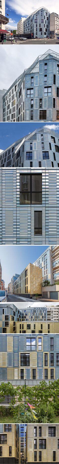 208 Best Peripheriques Architectes Images Architects Urban Design