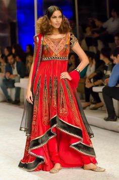 indian designer Haute Couture | via dev s costumes