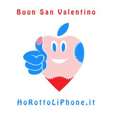 HoRottoLiPhone Logo San Valentino