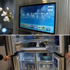Samsung's New Smart Fridge Has Evernote and Epicurious Built In