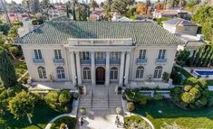 'Just Married' Mansion: Filming Location is Chandler Estate in Los Angeles – DIRT