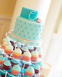 "Photo 6 of spa pamper party / Birthday ""A SPA-tacular Birthday Celebration"" 10 Birthday Cake, Spa Birthday Parties, Birthday Treats, Fun Cupcakes, Cupcake Cakes, Cupcake Ideas, Spa Cake, Celebration Cakes, Birthday Celebration"