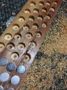 magnetleiste f r messer selber bauen anleitung und bilder k che pinterest magnetleiste. Black Bedroom Furniture Sets. Home Design Ideas