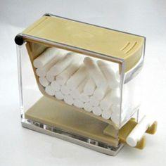 Dental Styptic Cotton Roll Dispenser
