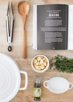 5 Culinary School Secrets Every Home Cook Needs to Know #cook #theeverygirl