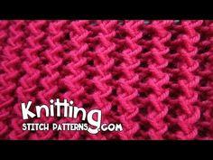 Zig Zag Rib Stitch