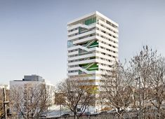 ARCHITELLA: A Social Housing Project In Barcelona That You Would Love To Live In! - Torre Julia