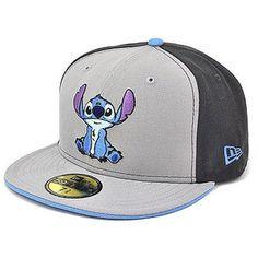 DISNEY x NEW ERA「Stitch」59Fifty Fitted Baseball Cap