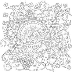 Image result for how to draw henna designs step by step