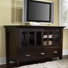 Urban Flair Entertainment Console