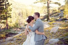 Emily Heizer Photography with Flair: Available Nation & World Wide: Lake Tahoe HideOut Kirkwood Mountain Wedding (Jenna & Simon are Married!)