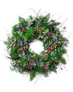 Winter Woodland Outdoor Wreath