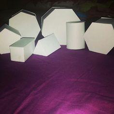 Drafting work irregular solids