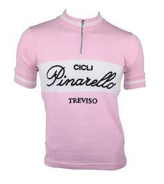 a3768deec Pinarello Retro Wool Short Sleeve Jersey Bike Frame
