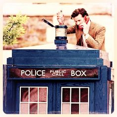 Because AAA doesn't cover the TARDIS