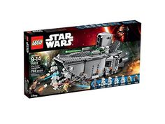 LEGO Star Wars First Order Transporter 75103 Building Kit LEGO http://www.amazon.com/dp/B00WHYTSS2/ref=cm_sw_r_pi_dp_J3IRwb0RCK011