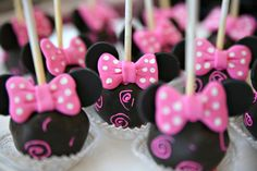 Minnie Mouse Birthday Party from Food Passion Catering & Events by John Scott Photography - The Celebration Society