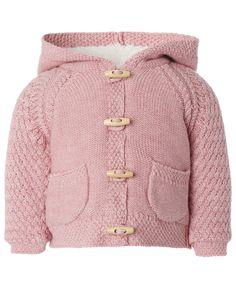 Noppies baby meisjes vest verkrijgbaar in de maat 56#prenatal #pink #warm #trui #baby