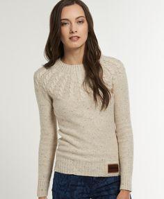 Superdry Propeller Crew - Women's Sweaters