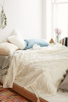 bohemian relaxed bed