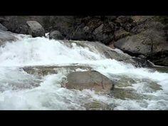Angel Falls near Bass Lake, CA
