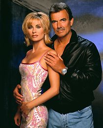 Ashley & Victor (Y & R) I really don't like either character.