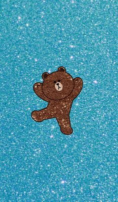 Abstract Iphone Wallpaper, Iphone Wallpaper Glitter, Lines Wallpaper, Bear Wallpaper, Flower Wallpaper, Bunny And Bear, Cute Love Gif, Friends Wallpaper, Line Friends