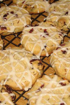 Cranberry Orange Cookies Recipe