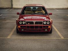 Looking for the Lancia Delta of your dreams? There are currently 22 Lancia Delta cars as well as thousands of other iconic classic and collectors cars for sale on Classic Driver. E30, Carros Suv, Lancia Delta Integrale, Automobile, Hatchback Cars, Bmw Classic Cars, Best Muscle Cars, Top Cars, Japanese Cars