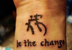 Inner wrist tattoo designs for men