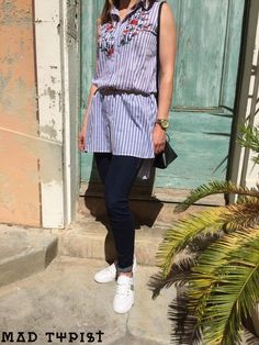 Ostatnie dni lata. The last days of summer.😎☀️👌 #cracow #fashion #boutique #style #shirt #flowers #streetwear #moda #endofsummer