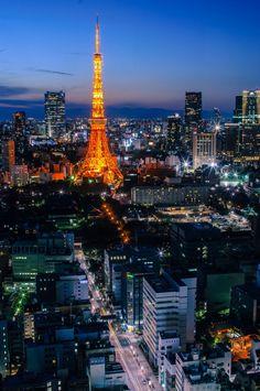 【夜景探訪】世界貿易センタービル