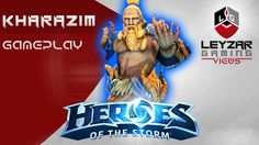 Heroes of the Storm (Gameplay) - Kharazim Insight Build (HotS Kharazim G...