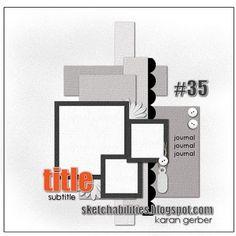 Sketchabilities Sketch #35