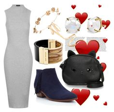 """""""jet to Colorado"""" by soidi-illis ❤ liked on Polyvore featuring Topshop, Sam Edelman, Loungefly, Michael Kors, Eugenia Kim and Irene Neuwirth"""