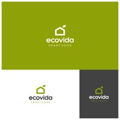 Create a modern, upscale logo for an energy-efficient home builder by edelhid