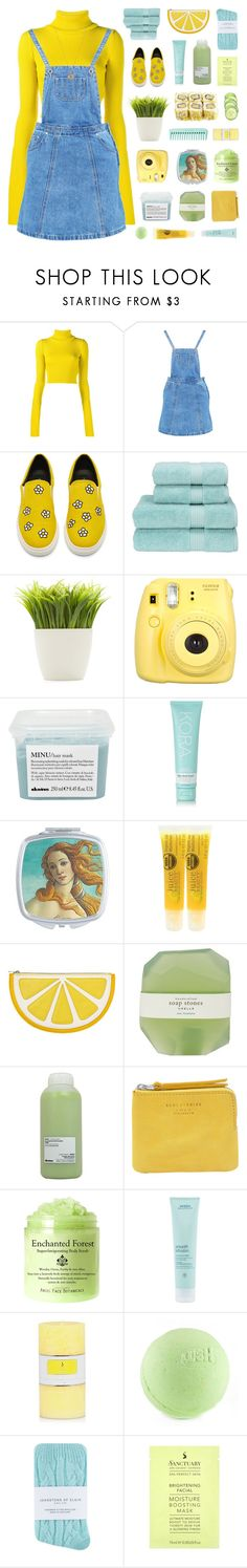 """WARM SPRING WISHES"" by emmas-fashion-diary ❤ liked on Polyvore featuring Jacquemus, Boohoo, Christy, Dot & Bo, Fujifilm, Davines, KORA Organics by Miranda Kerr, Juice Beauty, Monki and Pelle"