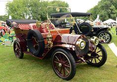 1910 Cadillac Model 30 Image