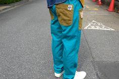 SMU Corduroy Pocket Pants