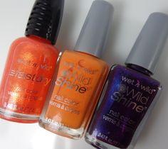 Cheap & Easy $4.00 Mani w/ wet n wild nail polish