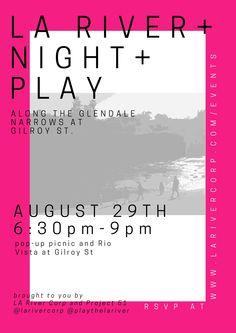 8/29/15  LA River Night Play