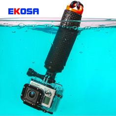 Gopro Accessories Bobber Floating Handle Grip Tripod monopod For Go pro Hero 4 3+ 3 SJCAM sj4000 Xiaomi Yi Action Camera Mount