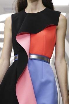 Roksanda Ready To Wear Spring Summer 2015 London